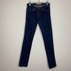 J Brand- Dark Wash Straight Leg Jeans size 24
